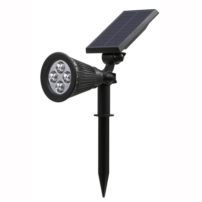 products outdoor solar led spotlight wall light